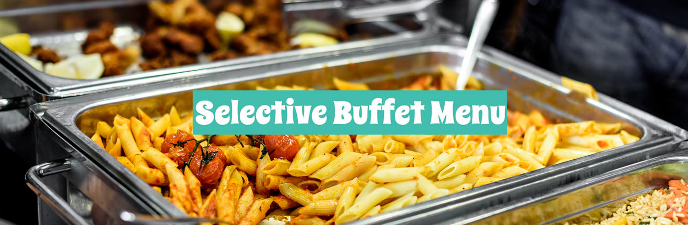 Selective Buffet Menu Lorelei Banquets and Catering
