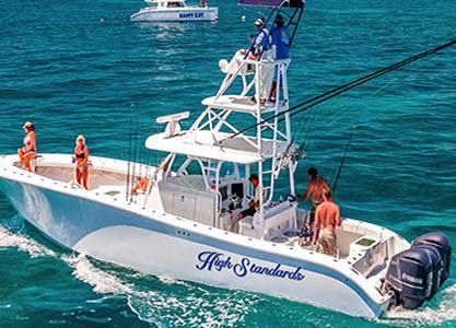 Jay Sullivan - High Standard Sportfishing