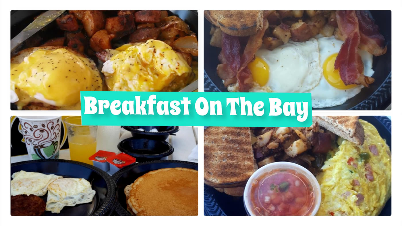 Breakfast On The Bay At Lorelei Restaurant & Cabana Bar