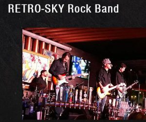 Retrosky Rock Band