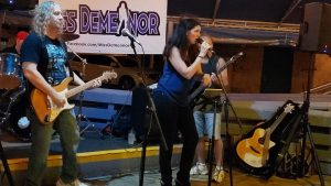 Miss Demeanor Band