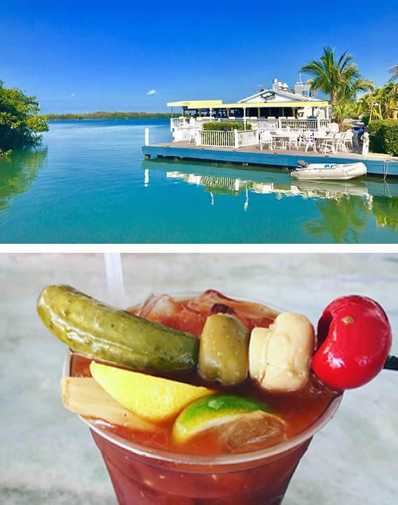 Enjoy Breakfast On The Bay At The Lorelei