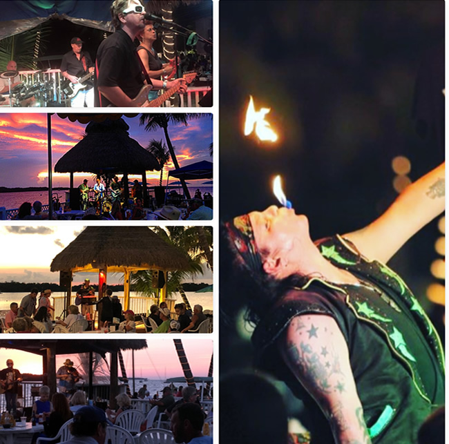 Live Entertainment Nightly At The Lorelei Restaurant And Cabana Bar