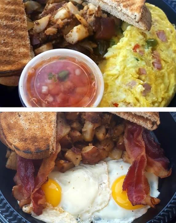 Breakfast At The Lorelei