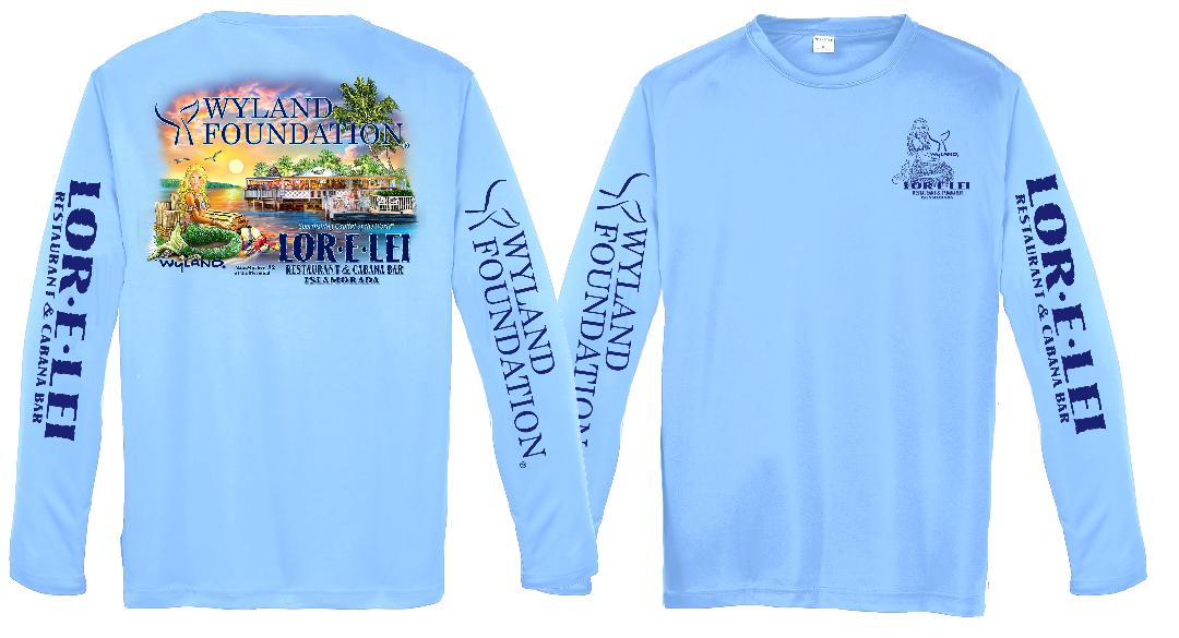 Wyland Special Edition Lorelei UV Shirt