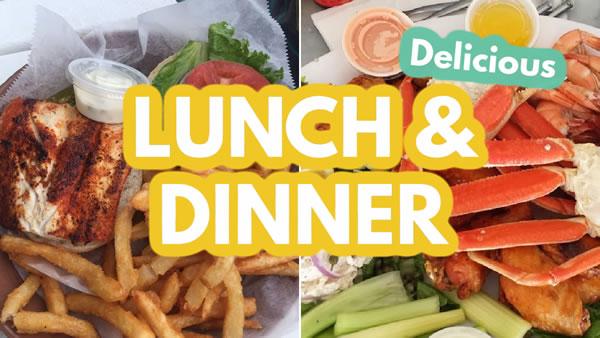Link To Lunch & Dinner Menu