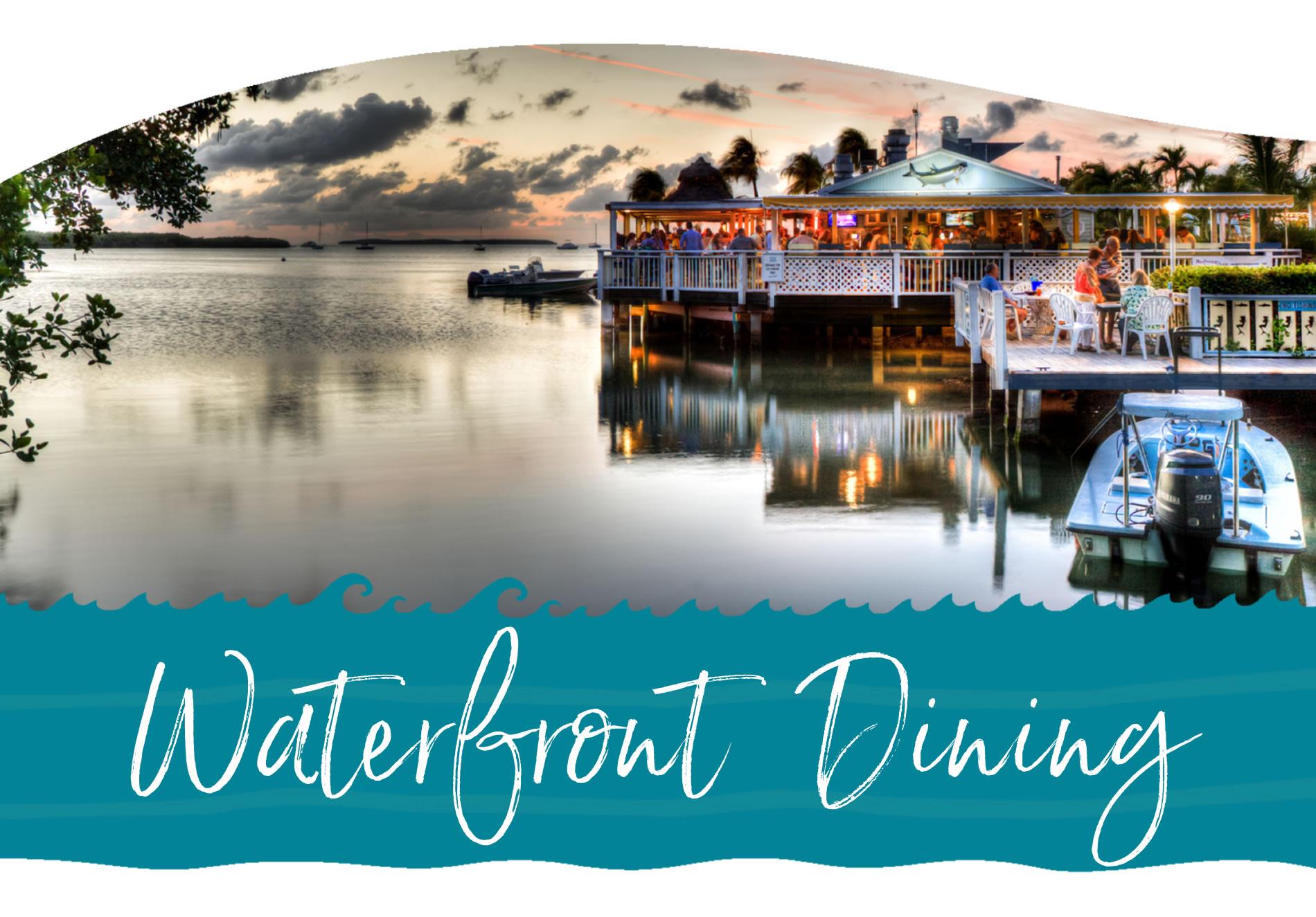 The Lorelei Restaurant and Cabana Bar Waterfront Dining In Islamorada