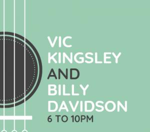 Vic Kingsley And Billy Davidson